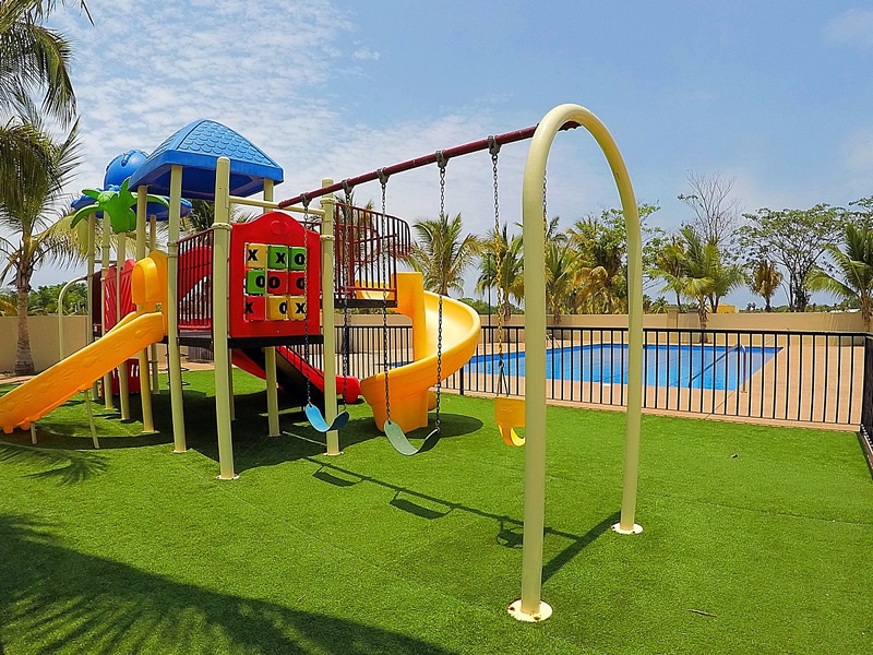 Juegos Infantiles Casa Vista Lagos Paradise Village Nuevo Vallarta - Casa-de-juegos-infantiles