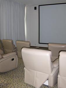 Cine Penthouse Condominio Peninsula en Nuevo Vallarta