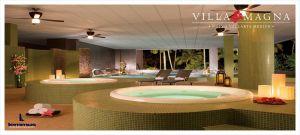 Jacuzzi Condominio Villa Magna en Nuevo Vallarta
