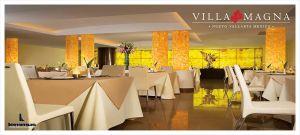 Restaurante Condominio Villa Magna en Nuevo Vallarta