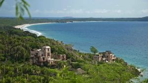 Vista aérea Riviera Nayarit