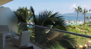 Vista al mar Condominio Península en Nuevo Vallarta