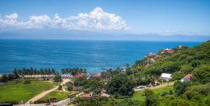 Vista al mar Desarrollo Alamar Vallarta